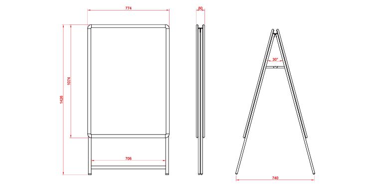 アルミ複合板サイズ