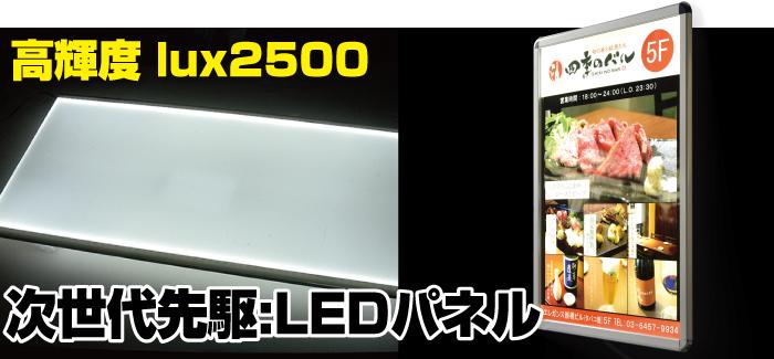 高輝度防水LED導光板