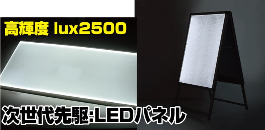 LEDパネル照明